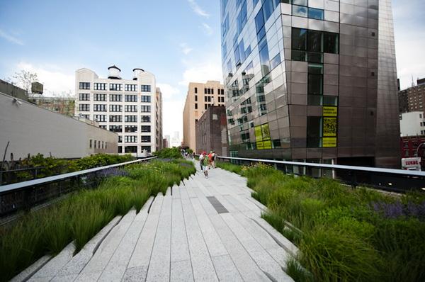 美国纽约高线花园