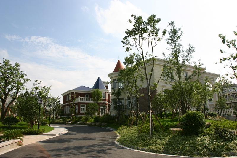 上海美兰湖别墅