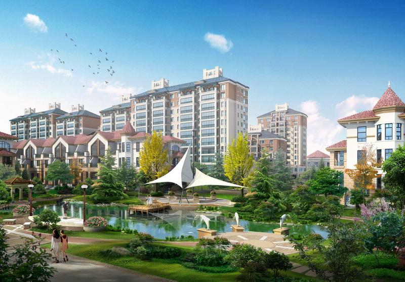 天津汉沽区四季花苑