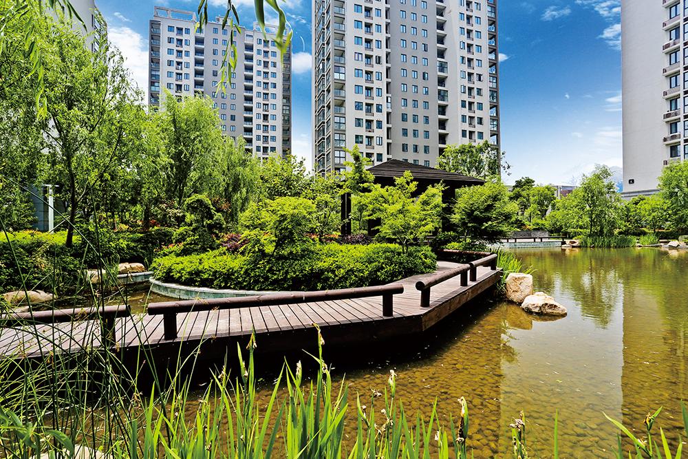中天城市景园