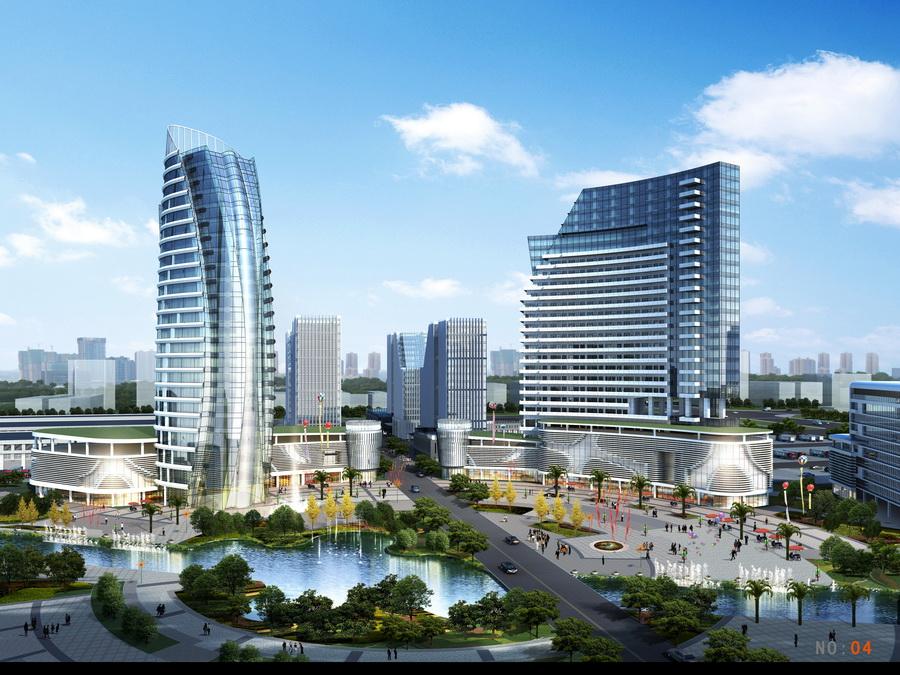 台州市物流发展交易中心一期工程