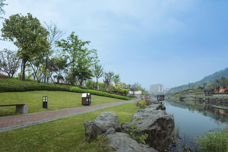 温州洞头新城二期景观绿化