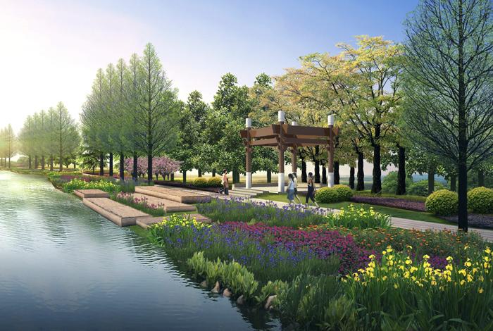园林绿化苗木 园林景观设计 园林工程建设 城市园林绿化 风景园林设